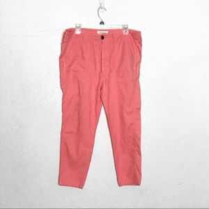 The Great pink casual pants size 30 BB2